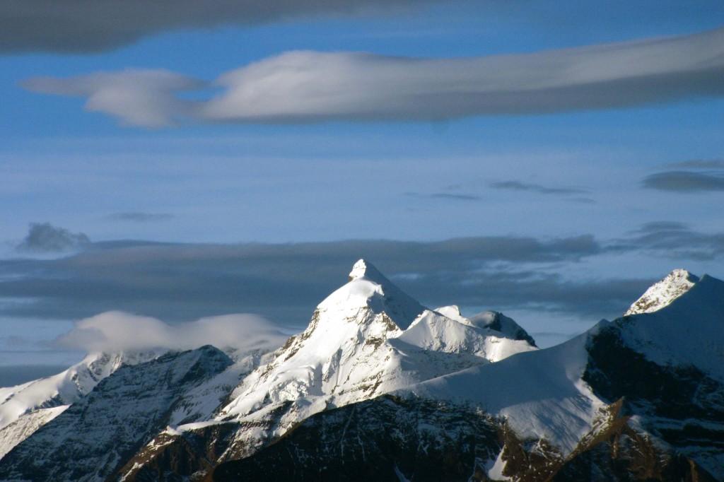 Herrliches Bergpanorama
