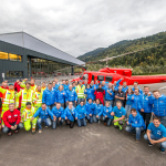 Heli Day  2015 Team