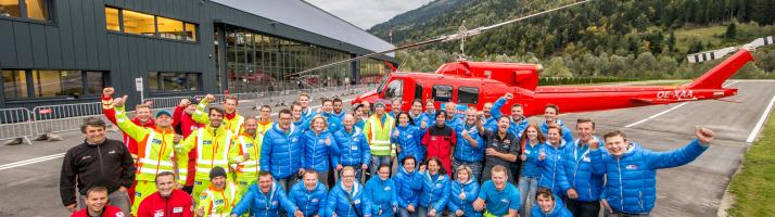 Heli Day  2015 Team